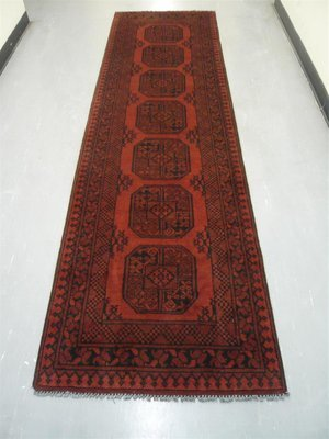 Afghan Tribal Runner 9'5
