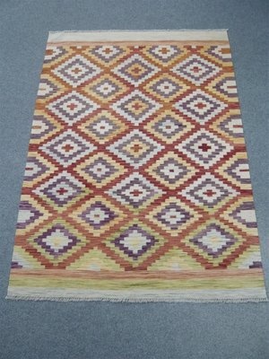 Fine Natural Dyed Kilim Sold.