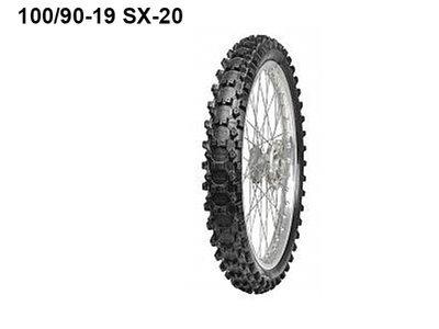 Guma Sava 100/90-19 SX-20 Terracross