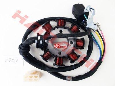 Намотки за палење 7+1 SG125/150/200cc