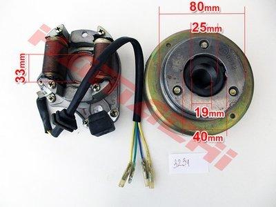 Магнет со блендекс и намотки SG100/125/ 50Q-2A