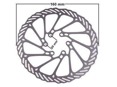 Ротор 160 mm
