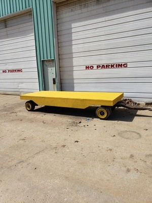 30,000lb Die Cart For Sale