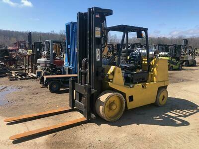 15,500 lb Hyster Forklift For Sale