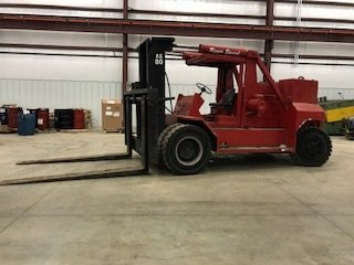 80,000lb Bristol Riggers Special Forklift For Sale 40 Ton