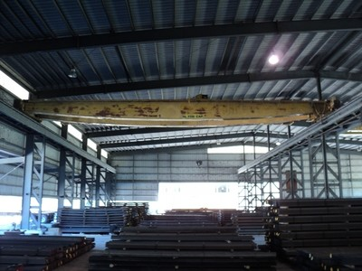10 Ton P & H Cranes (Two Available) For Sale