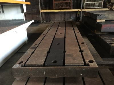 Floor Plate – 4′ x 15′ x 7″ – For Sale