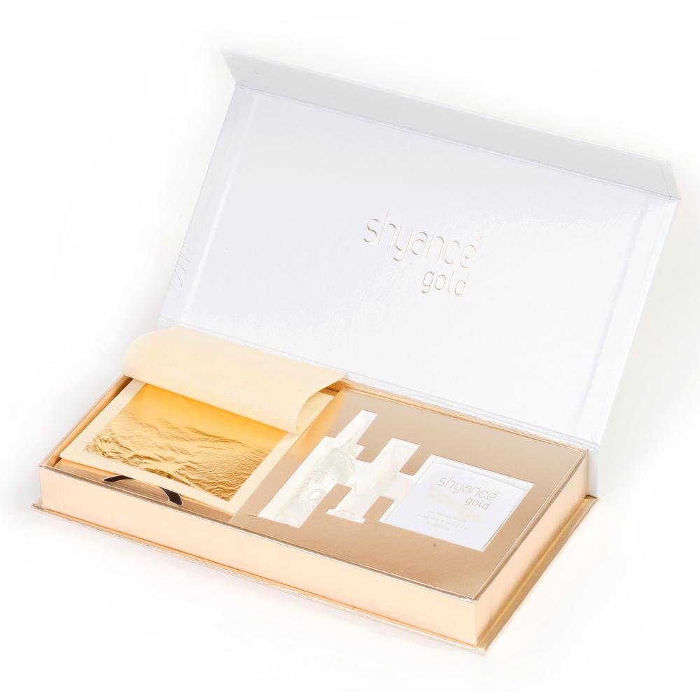 24 Karat Gold Sheet Mask