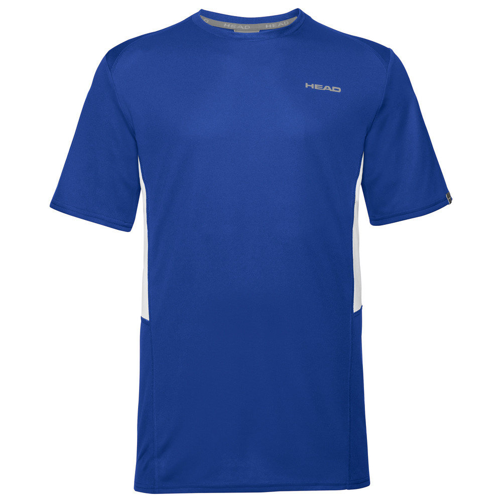 Head Boys Club Tech T-Shirt - Royal Blue