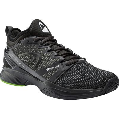 Head Sprint SF Men's Tennis Shoes - Black/Green