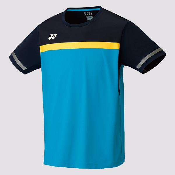 Yonex Men's Crew Neck Shirt 10284 - Marine Blue