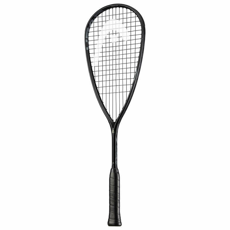Head Graphene 360 Speed 120 Slimbody - Black