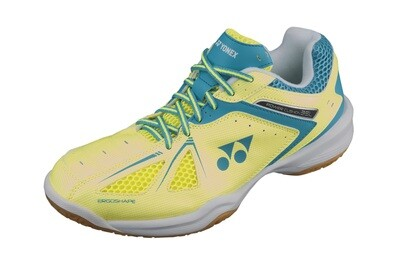 Yonex Power Cushion 35 Ladies - Yellow/Saxe Blue