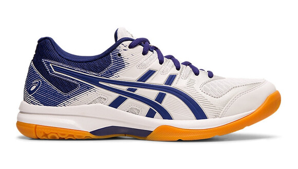 Asics Gel Rocket 9 Women's - White/Dive Blue
