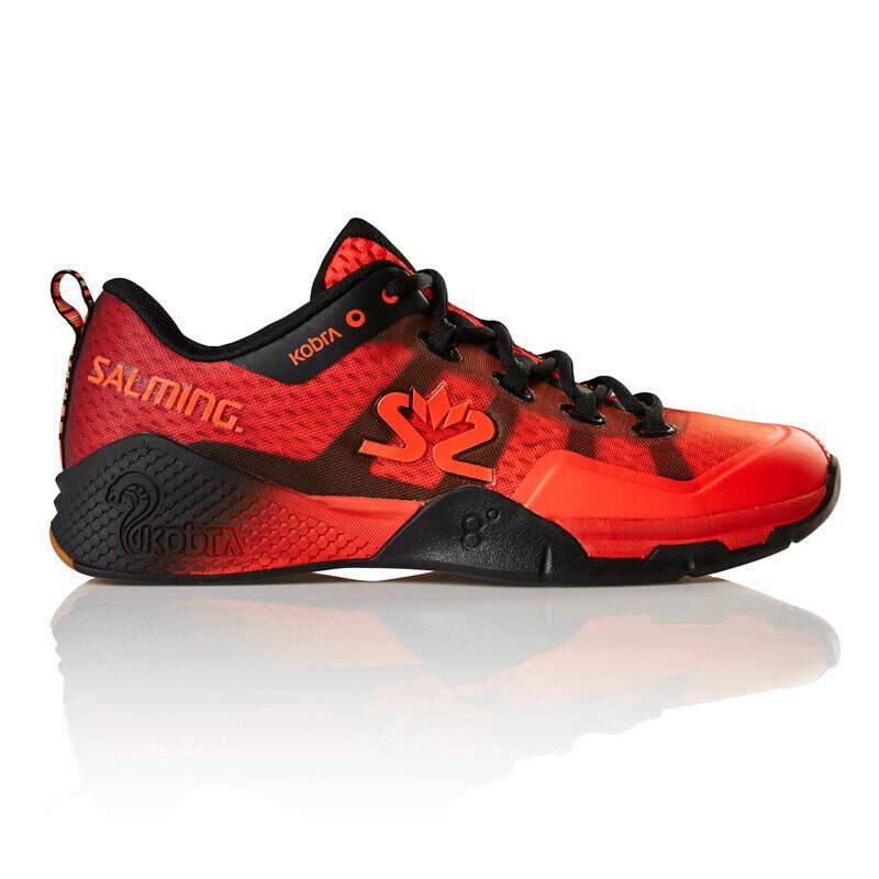 Salming Kobra 2 - Lava Red/Black