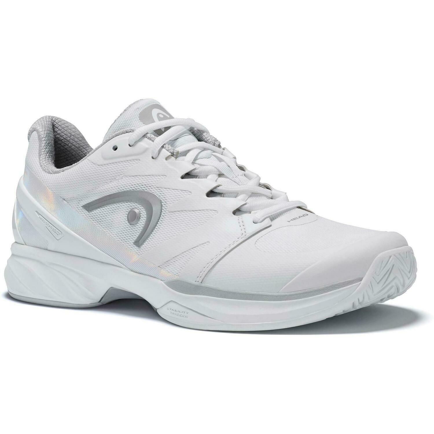 Head Sprint Pro 2.0 Womens - White/Iridescent