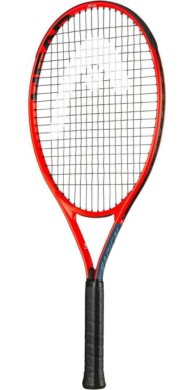 Head Radical Junior Tennis Racket - 19 to 26 inch
