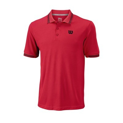 Wilson Star Tipped Polo - Infrared