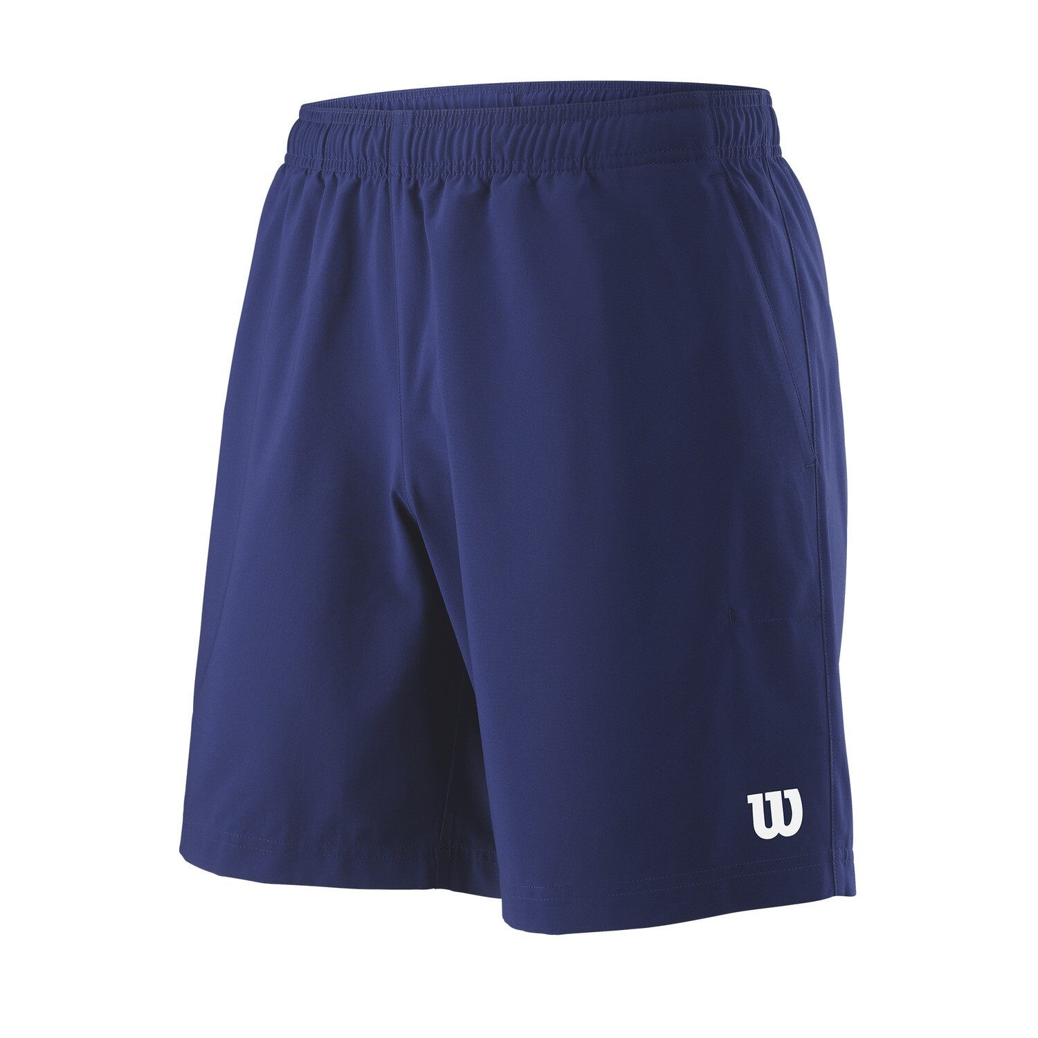Wilson Mens Team 8 Short  - Blue Depths