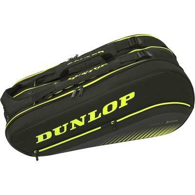 Dunlop SX Performance Thermo 8 Racket Bag - Yellow/Black
