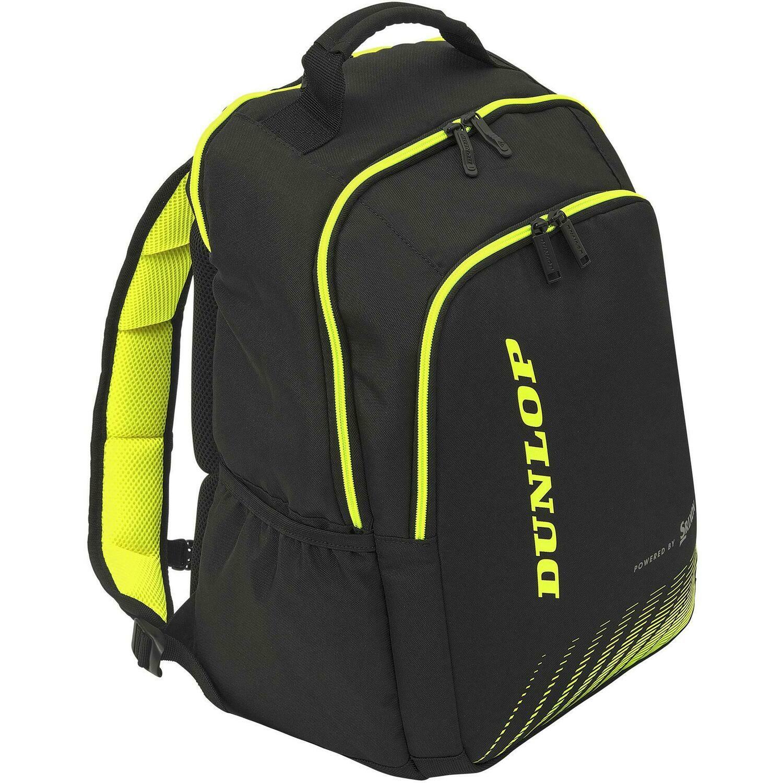 Dunlop SX Performance Backpack - Yellow/Black