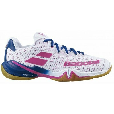 Babolat Shadow Tour Womens - White/Rhodamine Red