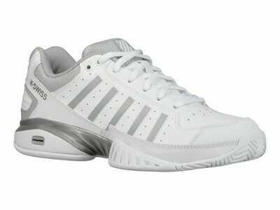 K-Swiss Receiver IV - White/High Rise