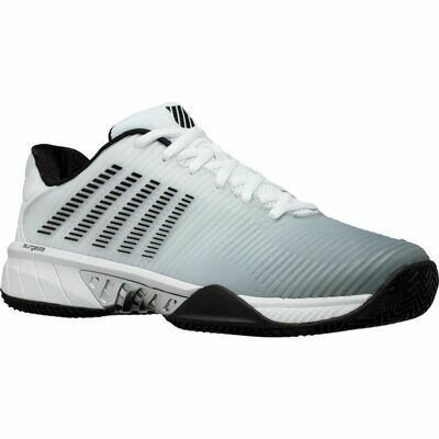 K-Swiss Hypercourt Express 2 HB - White/High Rise/Black