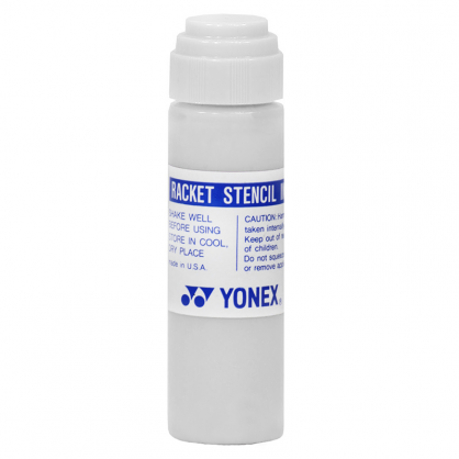 Yonex Stencil Ink - White