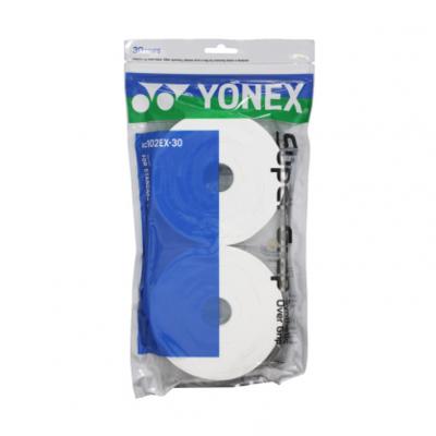 Yonex Super Grap - 30 Pack - White