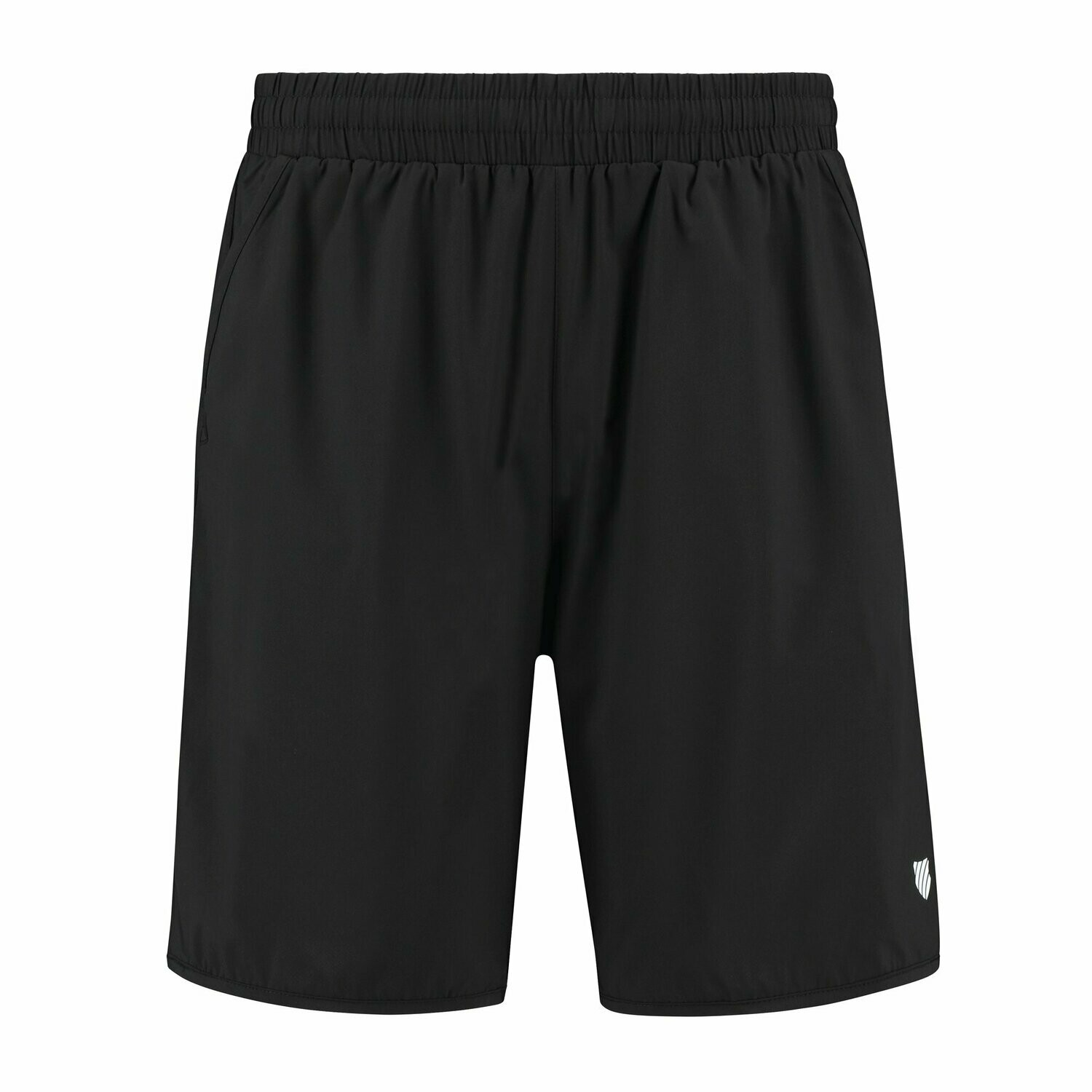 "K-Swiss Hypercourt Express Short 7"" - Limo Black"