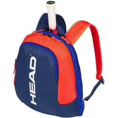 Head Kids Backpack - Orange/Navy
