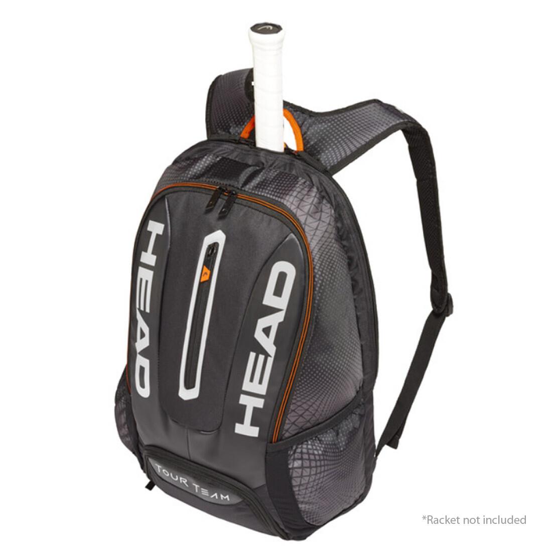Head Tour Team Backpack - Black
