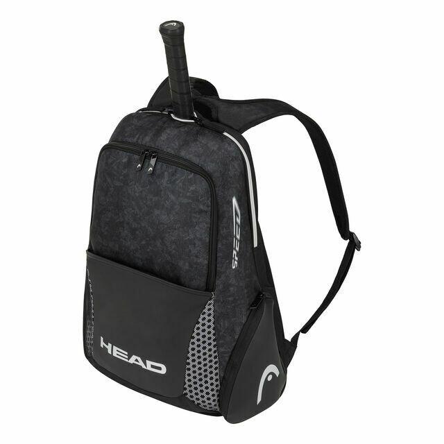 Head Djokovic Backpack - Black