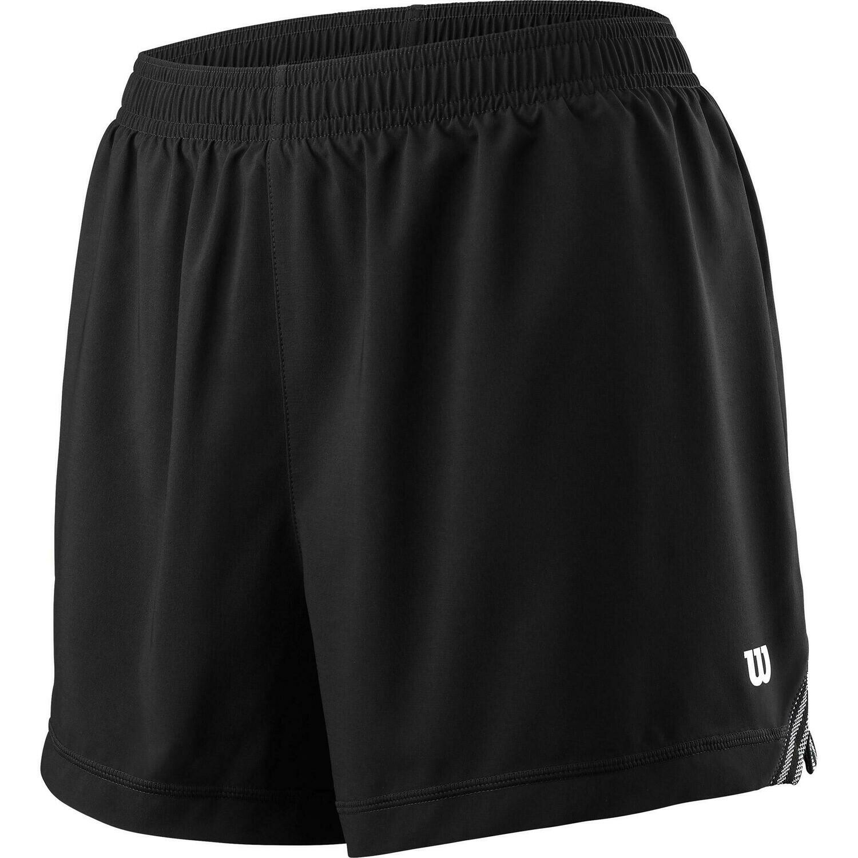 Wilson Ladies Team 3.5 Short - Black