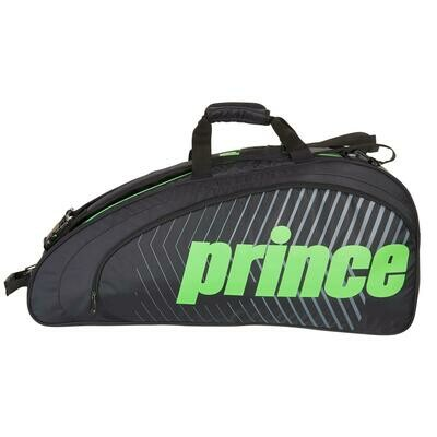 Prince Tour Future 6 Racket Bag - Black/Green