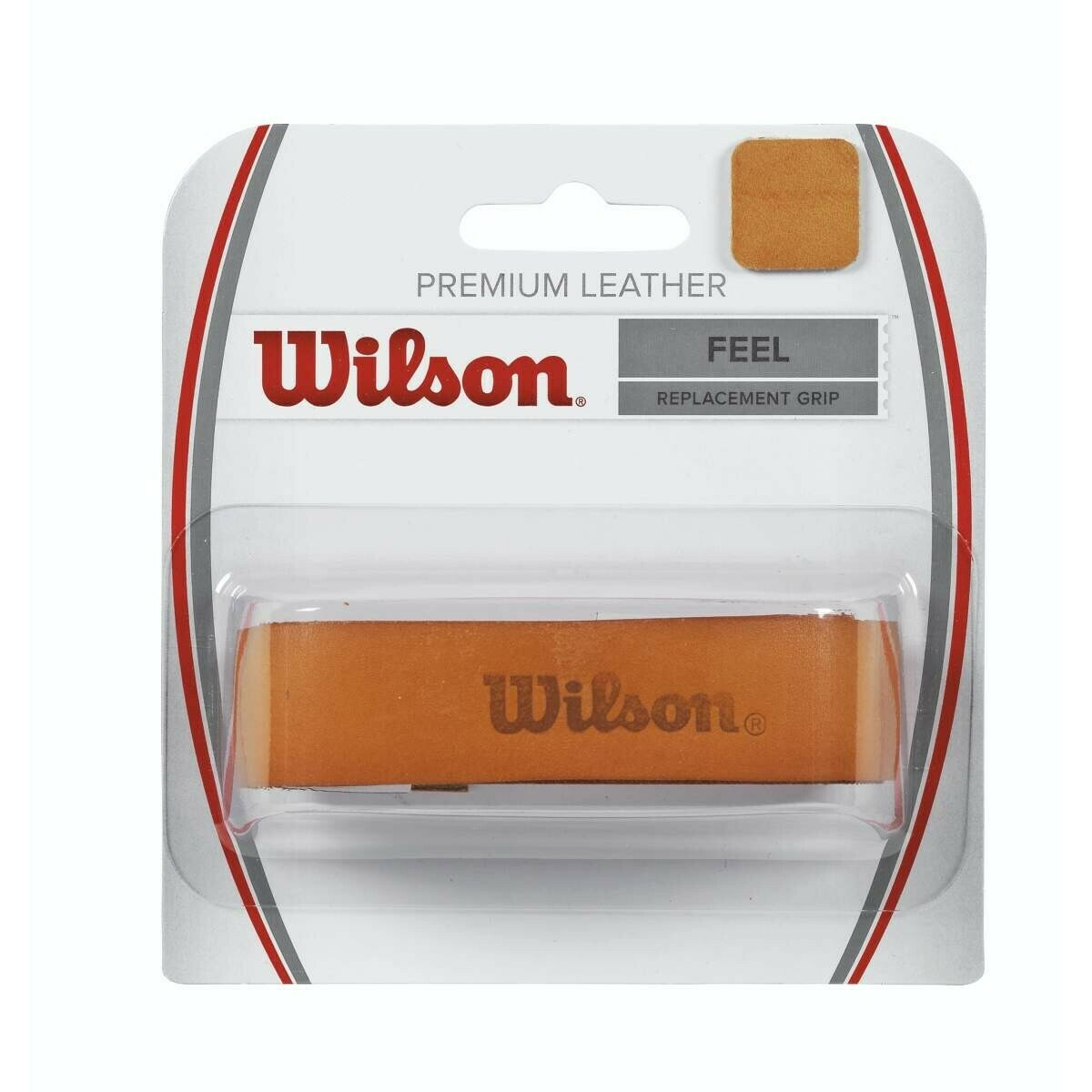 Wilson Leather Grip - Natural