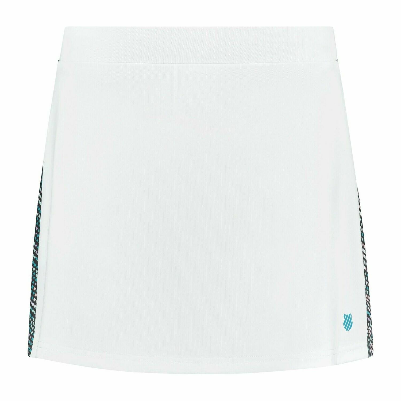 K-Swiss Hypercourt Express Skirt 2 - White