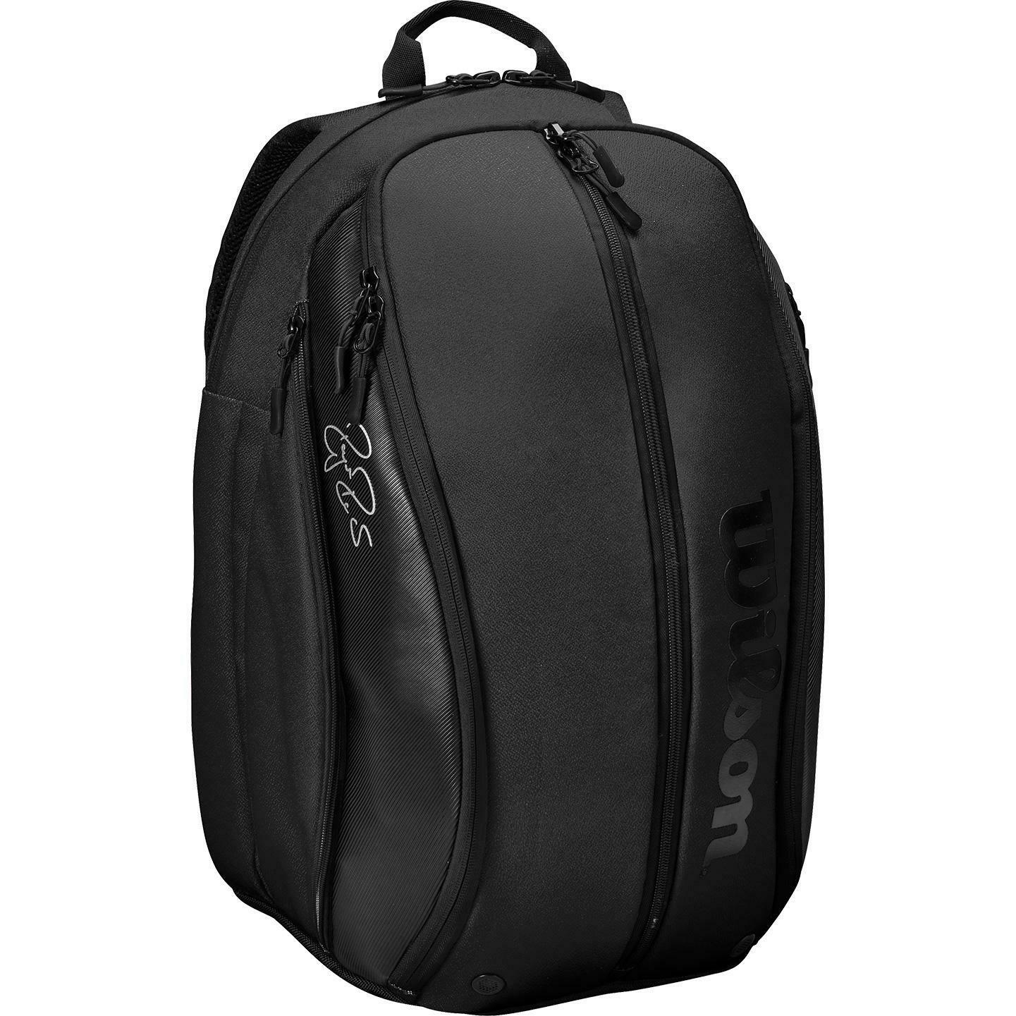 Wilson Federer DNA Backpack - Black
