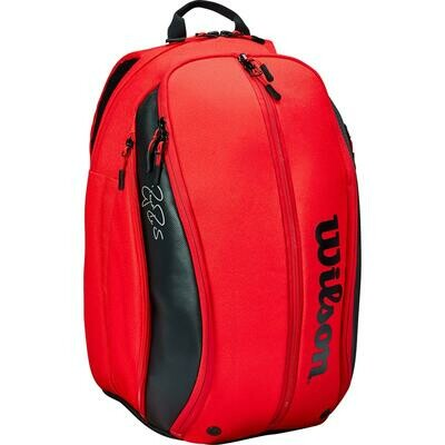 Wilson Federer DNA Backpack - Red