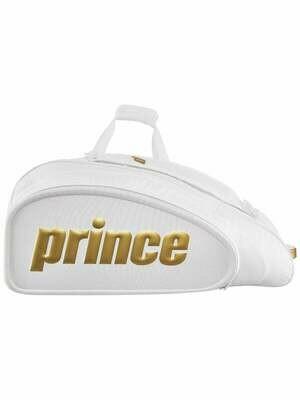 Prince O3 Heritage Bag - White/Gold