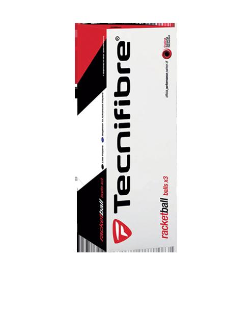 Tecnifibre Racketballs Blue - 3 Pack