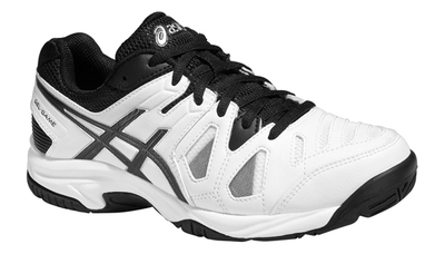 Asics Gel Game 5 GS Junior - White/Black