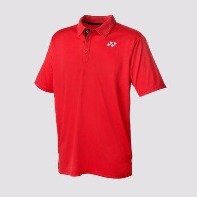 Yonex Team Polo - Unisex - Red