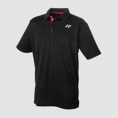 Yonex Team Polo - Junior - Black
