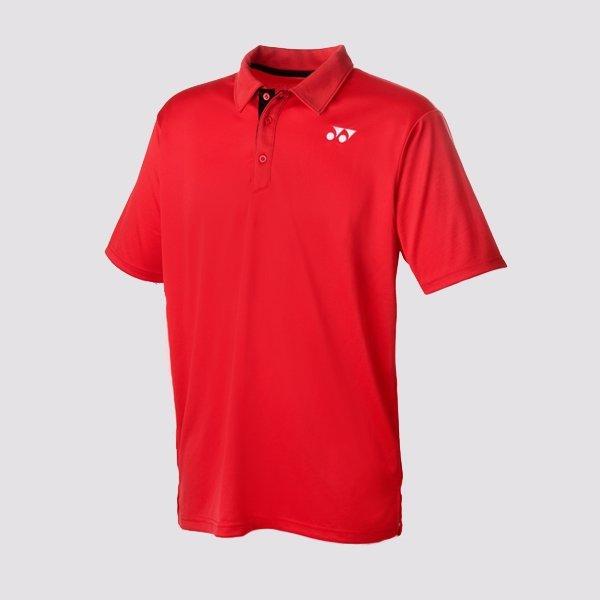 Yonex Team Polo - Junior - Red
