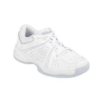 Wilson Envy Junior Tennis Shoes - White