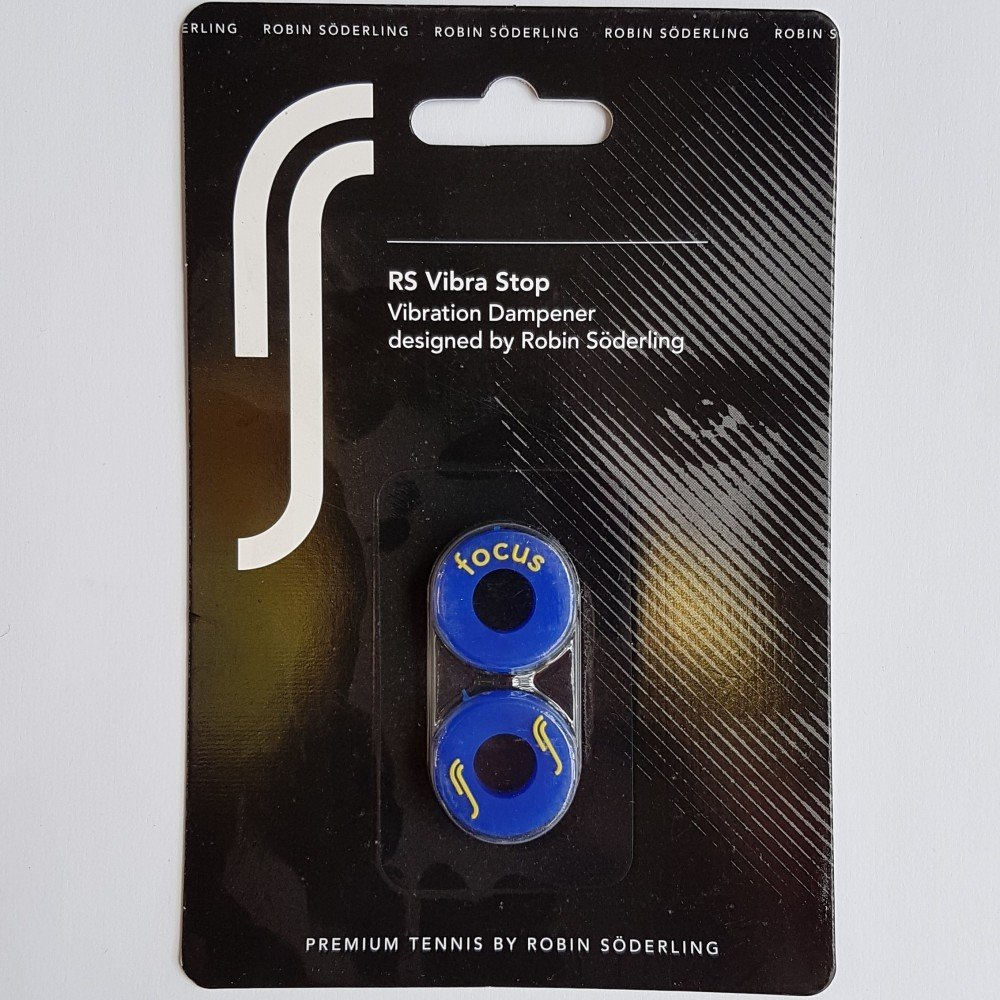 RS Vibra Stop Dampeners - Blue