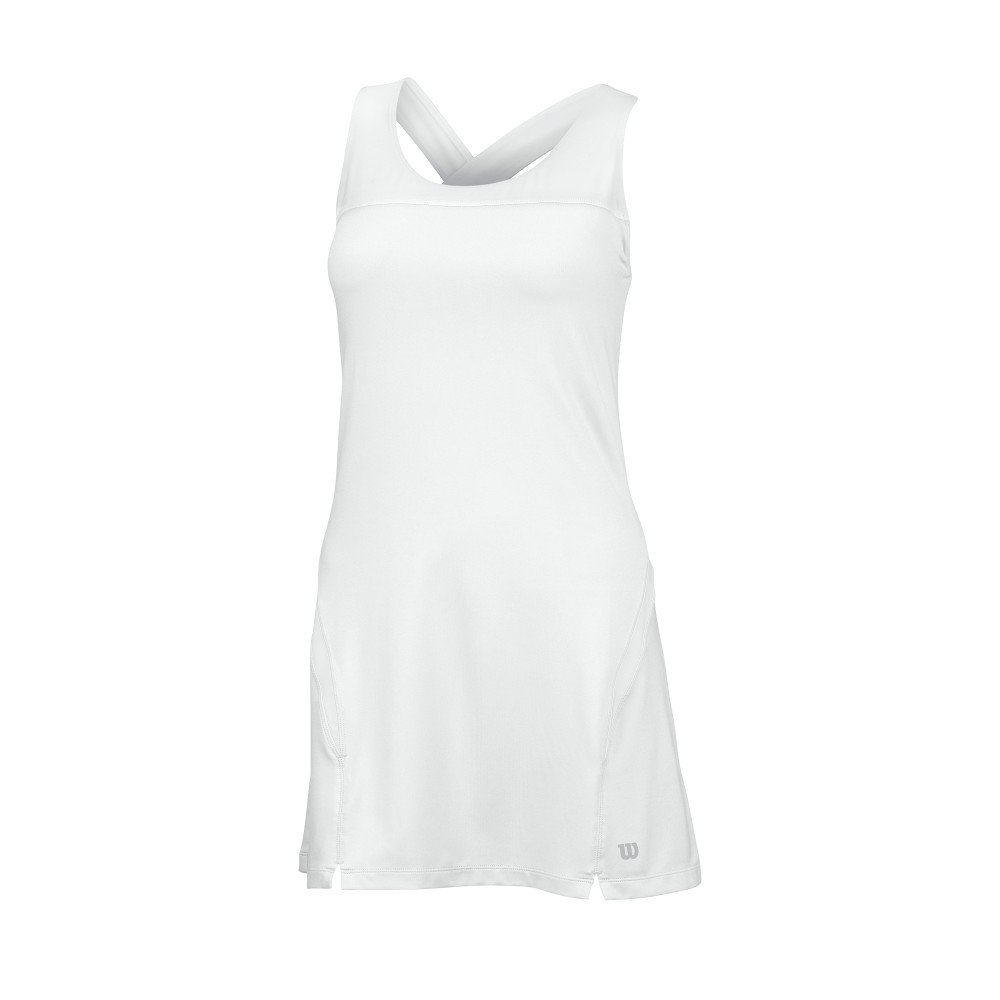 Wilson Team Dress - White