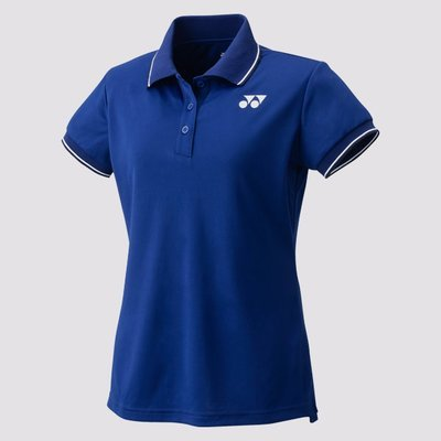 Yonex Ladies Polo Shirt - Blast Blue
